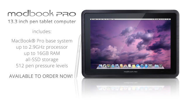 Does Anyone Want a 13-inch Macbook Pro Tablet for $3500 Any More?
