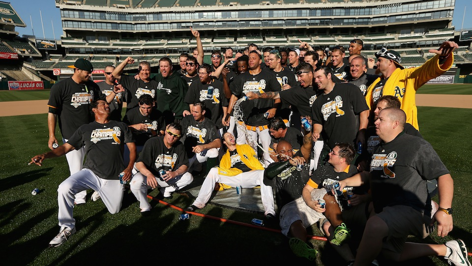 The Oakland A's Cap Off An Incredible Late-Season Comeback And …