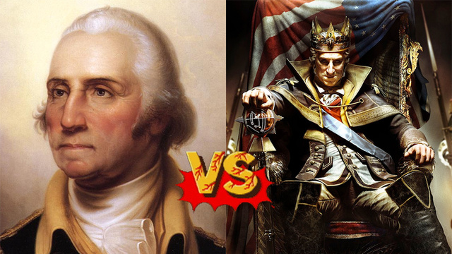 George Washington as a Bad Guy? It's as Crazy as it Sounds