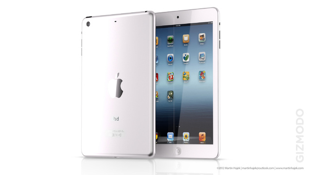 The iPad Mini Could Look Absolutely Stunning
