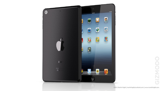 The Black iPad Mini Could Look Absolutely Stunning