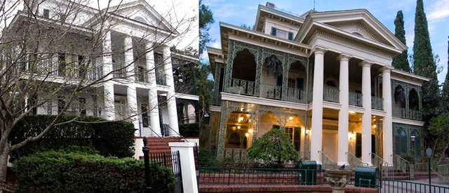 Who Wants to Live in a Replica of Disney's Haunted Mansion? Now's Your Chance
