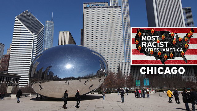 The Most Racist City In America: Chicago?