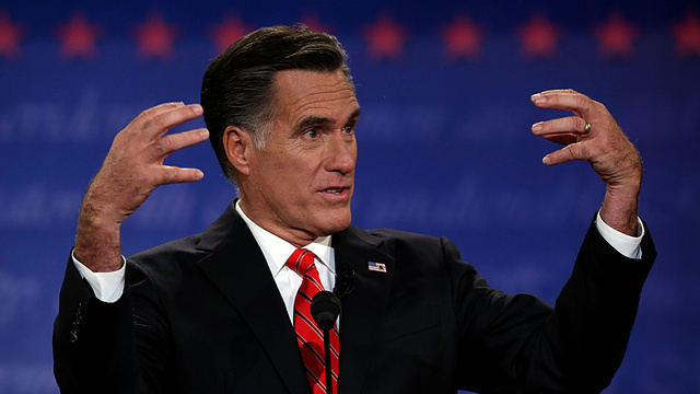 Romney's Incoherent Tax Plan Is Giving Me a Headache