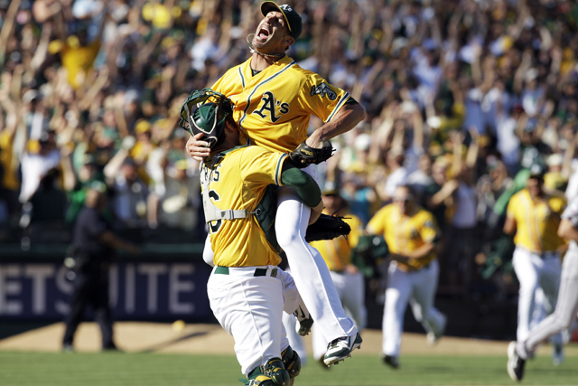 The Oakland A's Now Have Their Own Folksy Theme Song