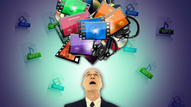 How to Break Your Media Addiction and Clean Up Your Digital Clutter