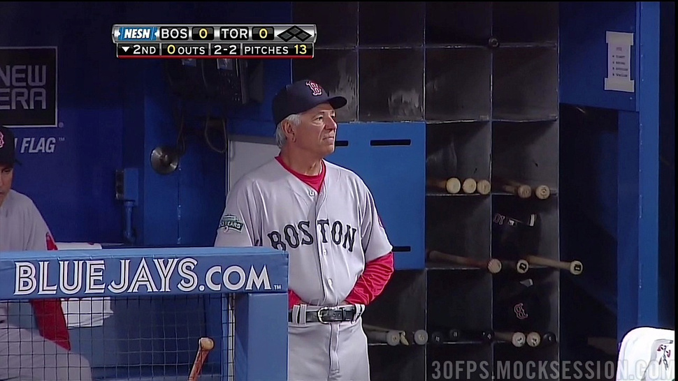 The 7 Stages Of A Bobby Valentine Meltdown