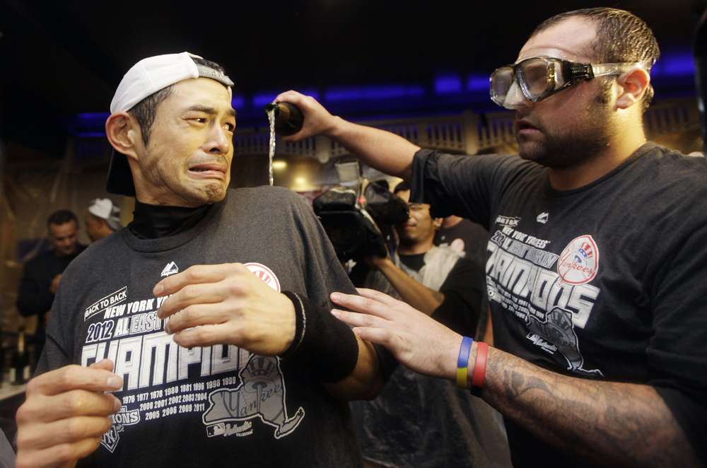 Ichiro has unfinished business in postseason