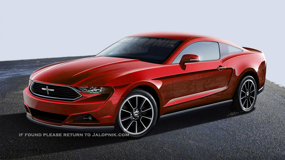 2014.5 Ford Mustang Revealed (Jalopnik)