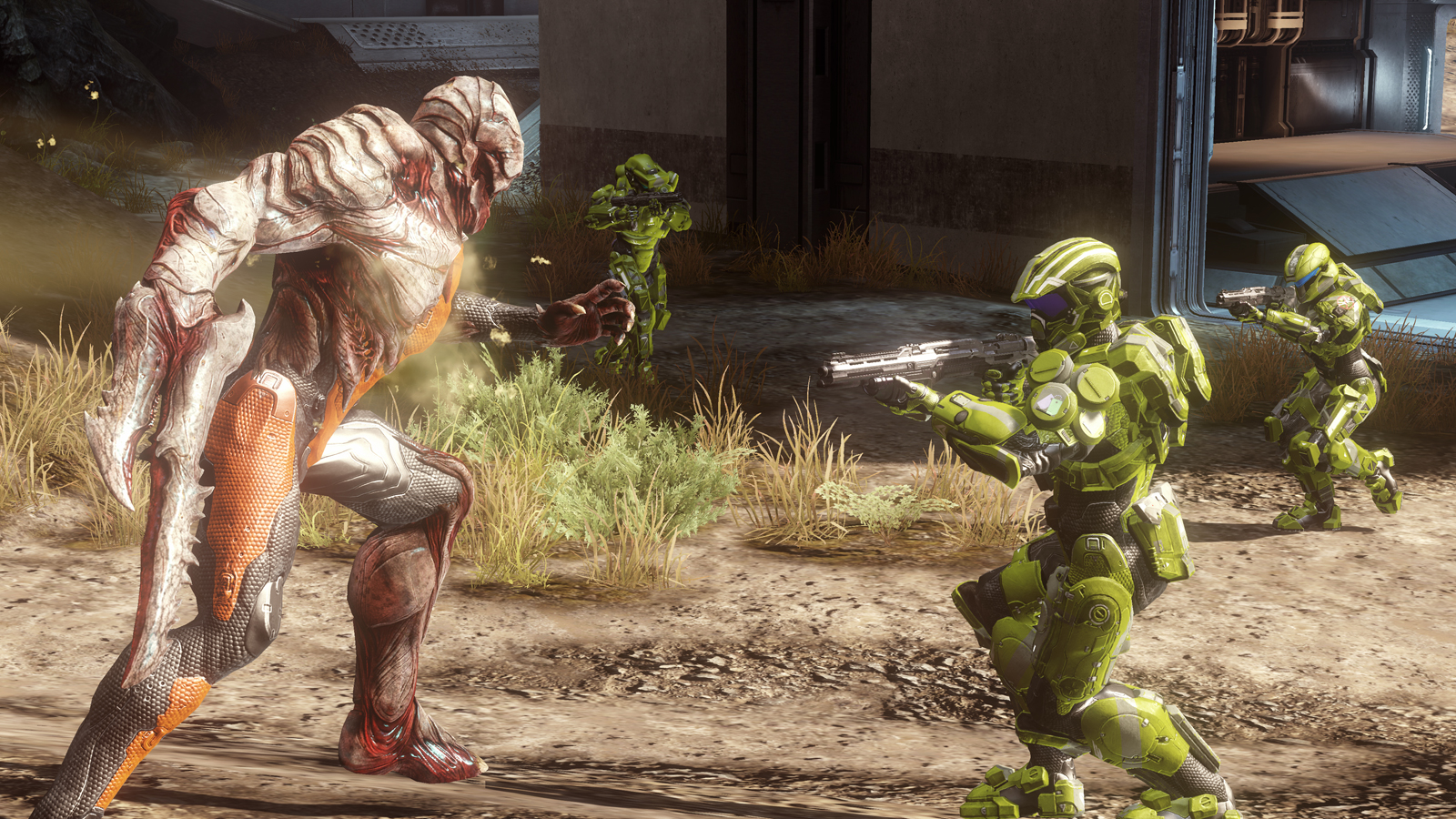 Click here to read Yup, the Flood Will Look Really Gross in <em>Halo 4</em>