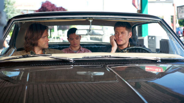 Supernatural is back — and OMG, Purgatory sure made Dean bitchy