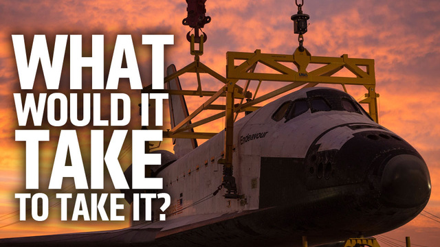 How To Steal The Space Shuttle: A Step-By-Step Guide