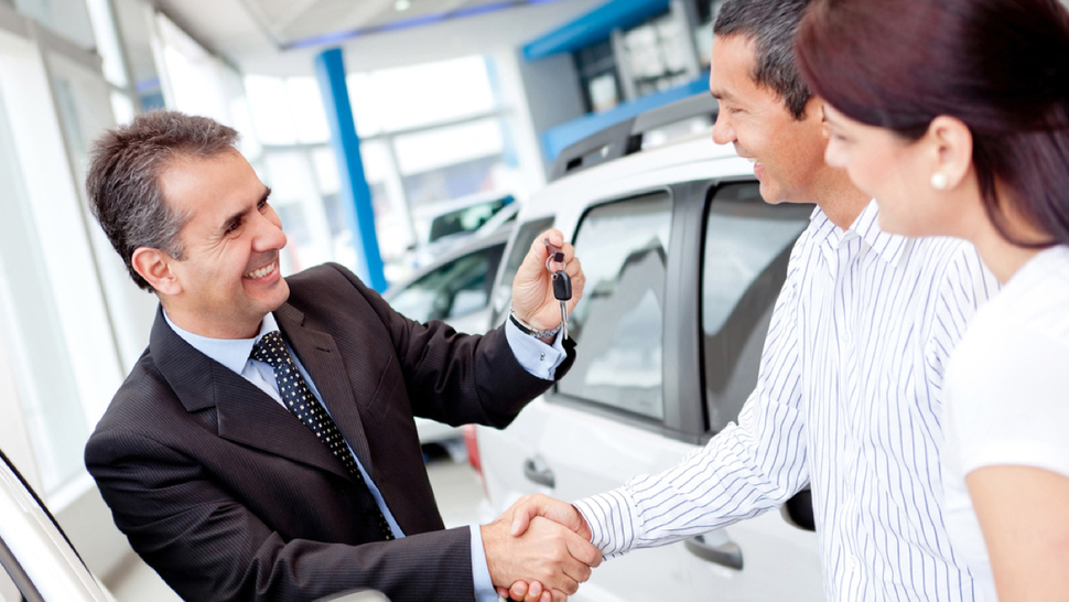 How The Improvement In Car Sales Predicted Today's Unemployment Numbers