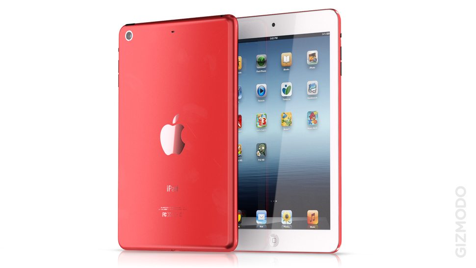 The More I Look at It, the More I Want a Color iPad Mini