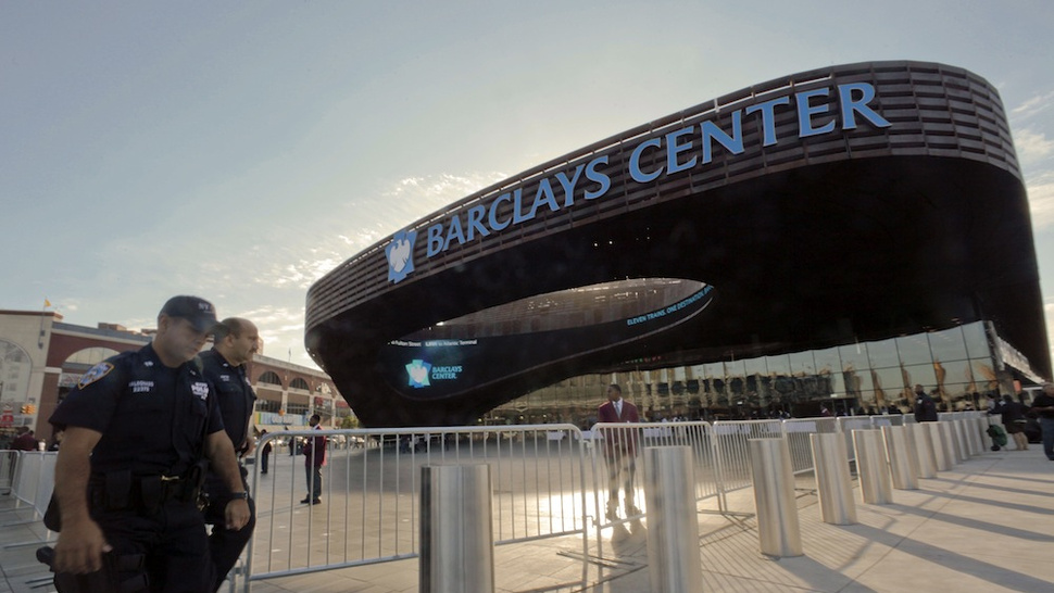 The Same Firm That Designed The Nets' Rusty Spaceship In Brooklyn Will Make A Soccer Stadium In Queens