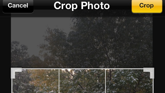Click here to read Easily Hide Photos On Your iPhone By Cropping Them Down