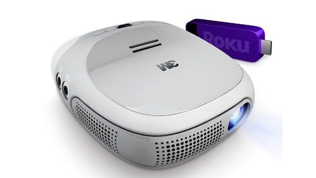 Click here to read This Roku-Friendly Pocket Projector Streams Nearly Anything, Anywhere