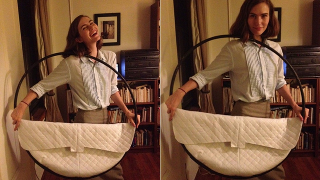 How to Make Your Very Own Absurd Chanel Hula Hoop Purse