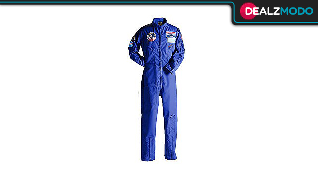 Click here to read This Halloween-Ready Flight Suit Is Your Dealzmodo-Exclusive Deal of the Day