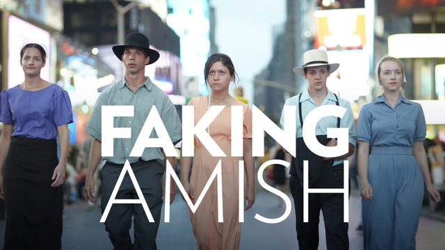 ... , Divorces, and Secret Children: Breaking Amish Is Nothing But Lies