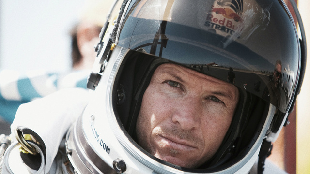 Everything You Need To Know About Red Bull's Insane World Record 23-Mile Space Jump
