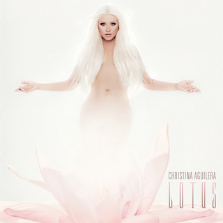 What's Going On With Christina Aguilera's Vagina on Her New Album Cover?