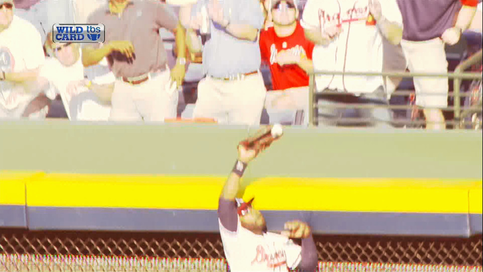 Jason Heyward Fought The Sun To Make A Spectacular Home Run-Robbing Catch
