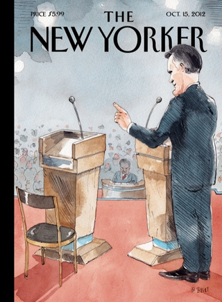 The Cover of Next Week's New Yorker Is Brutal But Genius