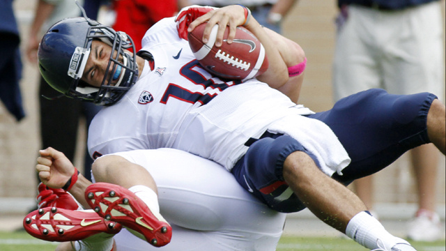 Arizona's Three Losses Are The Worst Three Losses In College Football