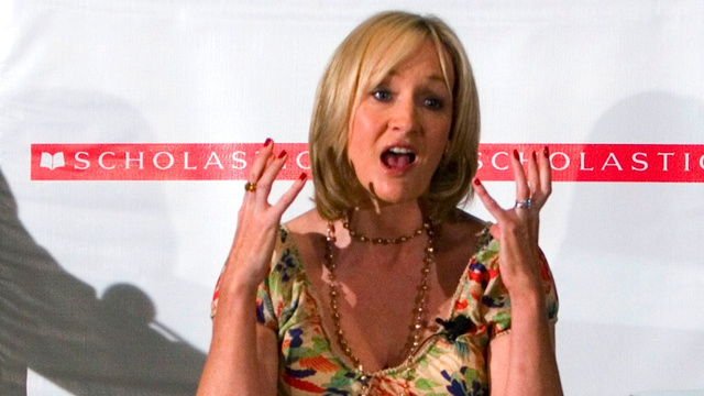 J.K. Rowling Will Now Be Making Her Long-Awaited Return to Children's Books