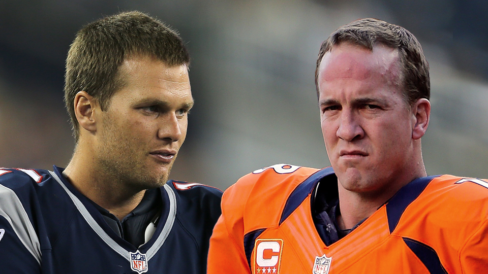 Pssst! It's Tom Brady And Peyton Manning: Your NFL Late Games V…