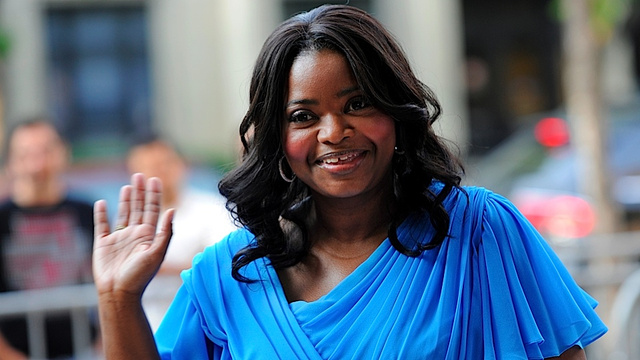 Octavia Spencer Thinks We're in Grave Danger of Overusing 'Bullying'
