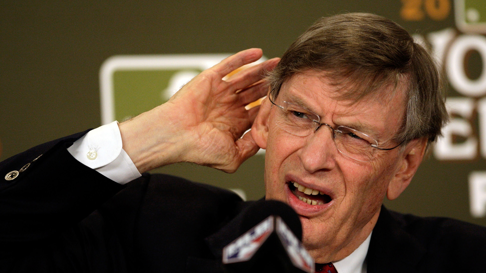 Twitter Lets Bud Selig Know That The Teams With Better Records Are Getting Screwed