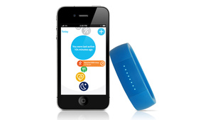Larklife Is the Wristband to Track Your Life