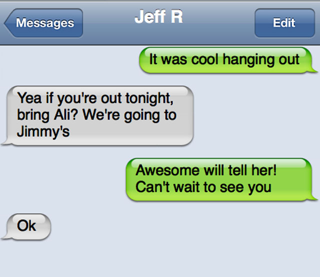 how to turn a girl on through text message