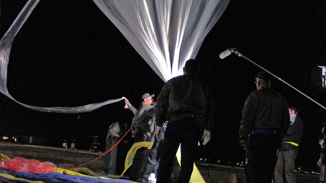 First Human Supersonic Space Jump Aborted (Updated With Video)