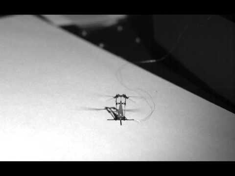 Click here to read Flight of the (Robotic Spy Drone) Bumblebee