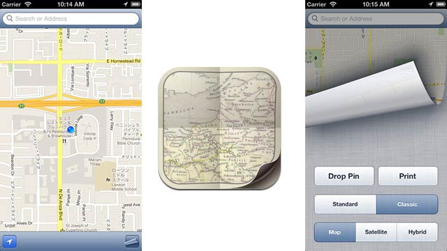 Click here to read New App Puts Old iOS Google Maps Back on Your iPhone—Sort Of