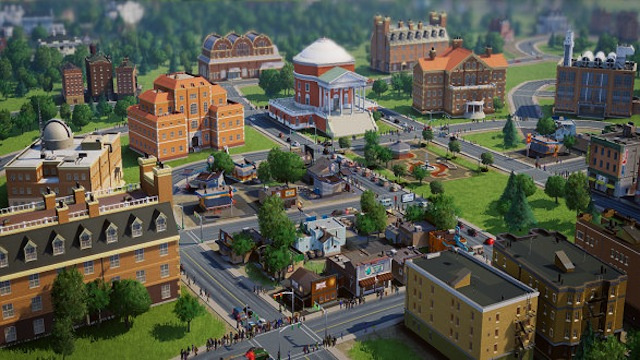 Cloud Computing is Why the New SimCity Needs an Always-On Connection, Studio Says