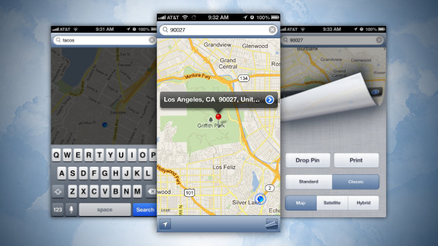 Click here to read ClassicMap Puts Google Maps Back on Your iPhone (with Several Features Missing)