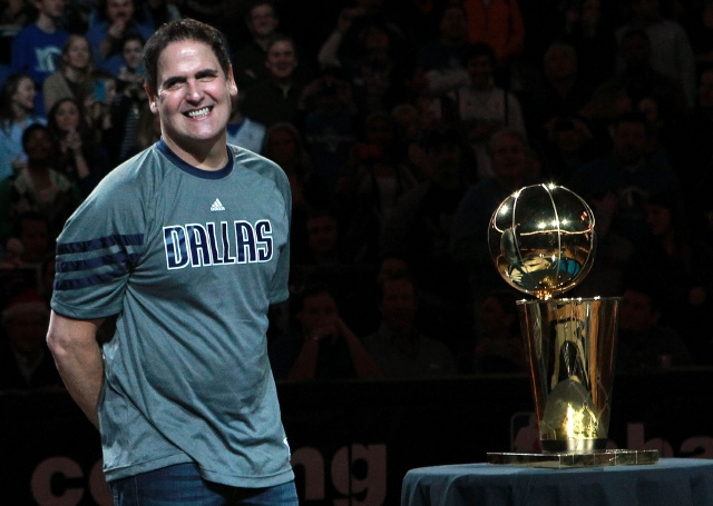 Mark Cuban Twists Deron Williams's Words To Make Williams Seem Unhappy With The Nets