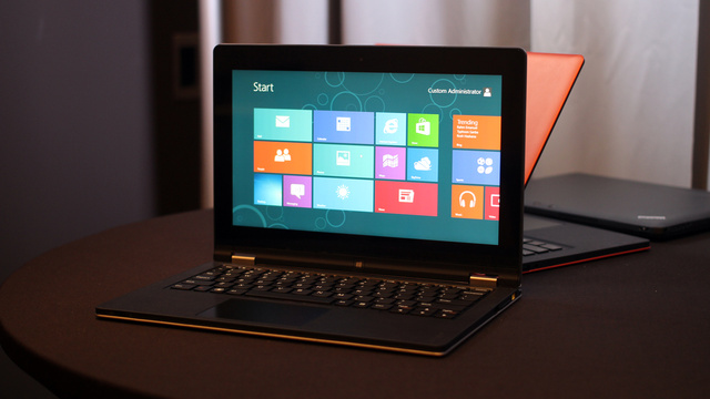 Lenovo's Yoga Ultrabook-Tablet Hybrid Will Also Come in 11-Inch Form