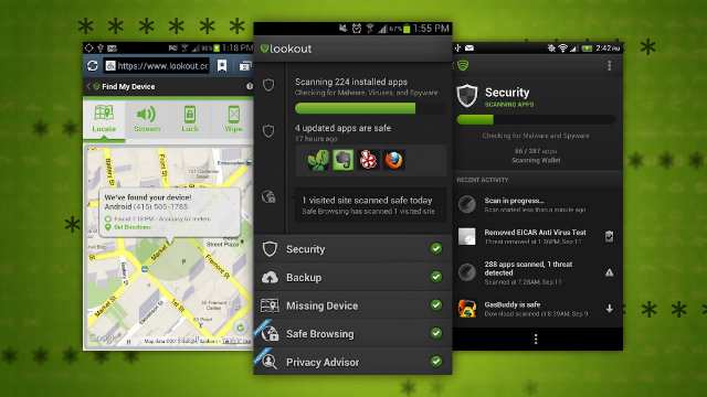 Click here to read Lookout Helps You Get Your Lost Phone Back, Protects You Against Mobile Threats