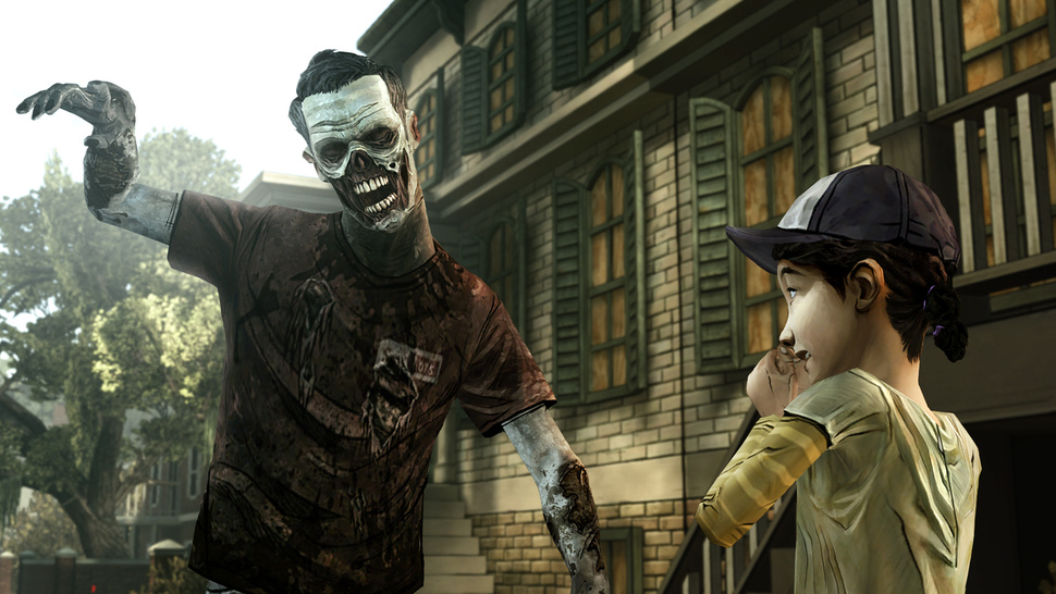 <em>The Walking Dead</em>'s Episode Four Finally Broke My Resolve
