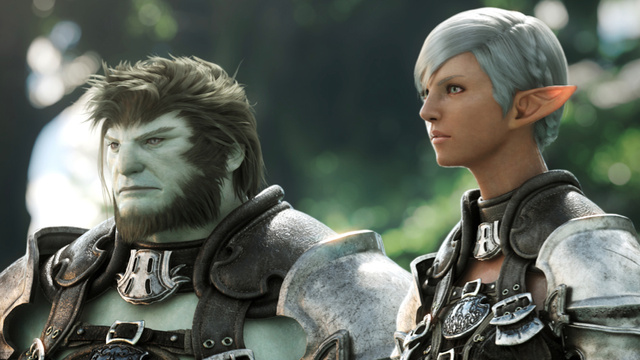 Final Fantasy XIV Wants To Be the Standard for MMORPG Console Gaming