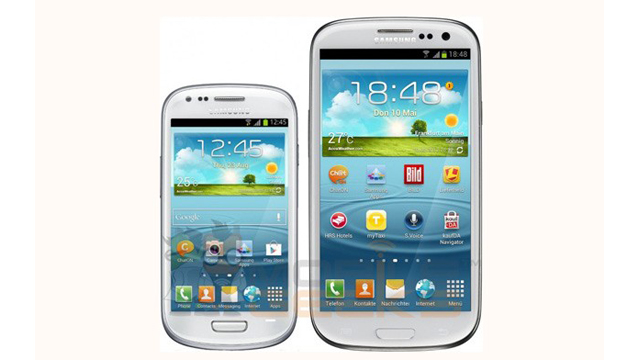 Click here to read Samsung's Galaxy S III Mini Might Have Shrunken Specs, Too
