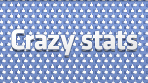 Facebook's Crazy Facts and Figures