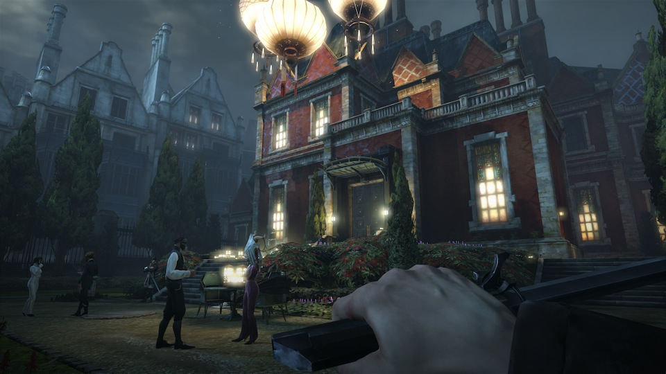 Click here to read <em>Dishonored</em> Designer: 'No One Ever Pressured Us' To Add Multiplayer