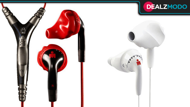 Click here to read Earbuds That Won't Fall Out Are Your Dealzmodo-Exclusive Deal of the Day