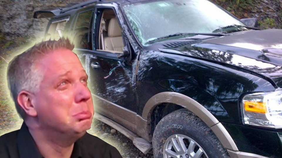 Click here to read Glenn Beck Rolled A Rental SUV At His Daughter's Wedding